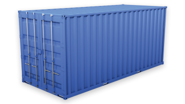 20ft Containers – More Info